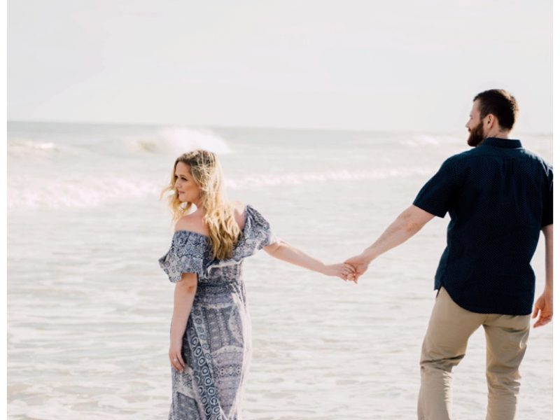 engagement photography long island ny, smith point beach IM photo Studio